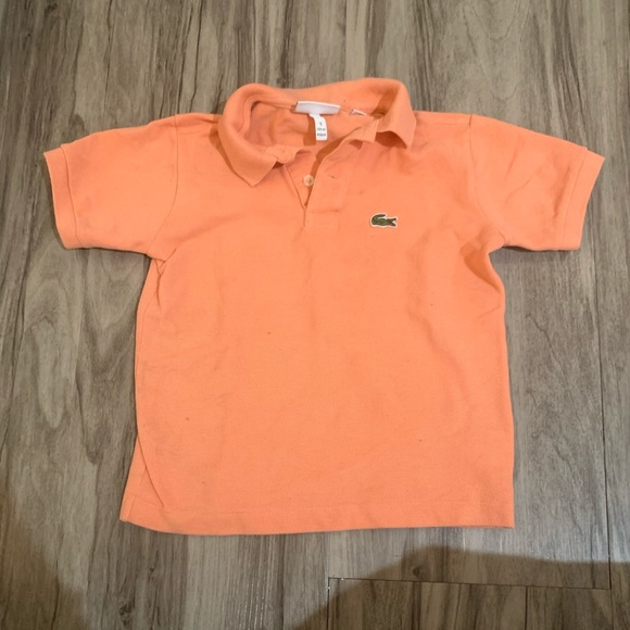 Lacoste Other - Lacoste polo kids